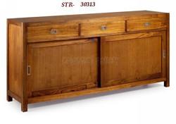 Mueble Aparador Colonial 180