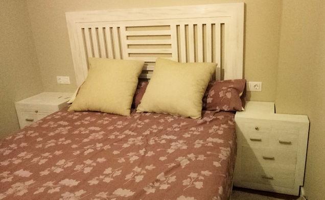 Dormitorio Colonial Decapado