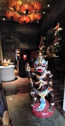 Talla Demonios Balineses