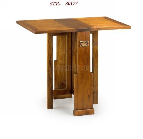 Mesa Colonial Plegable