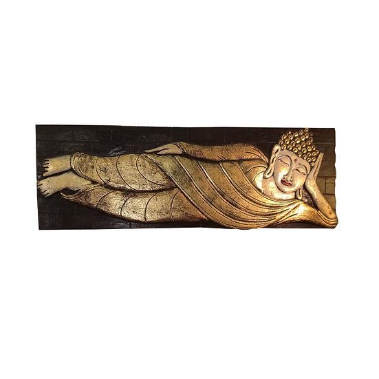 Panel de colgar Buda Tumbado