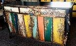 Mueble Colonial y Vintag Color
