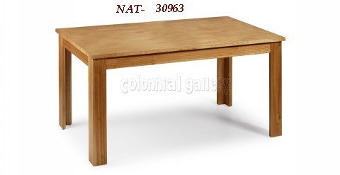 Mesa Comedor Natural Ext