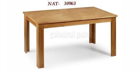Mesa Comedor Natural Ext