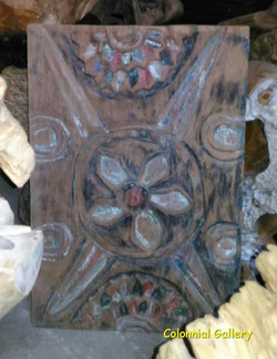 Cuadro madera Reciclada