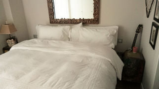 Dormitorio Rústico Reciclado