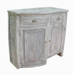 Mueble Lavabo Oriental Gris