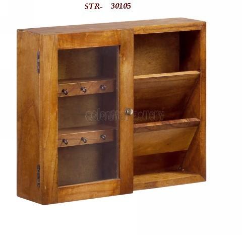 Mueble Auxiliar Colonial 4