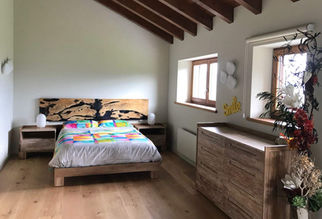 Dormitorio Rústico Tamarindo