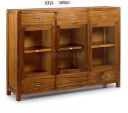 Mueble Aparador Colonial 160