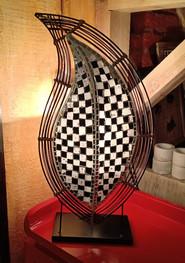 BO-1808-13 Lampara Mosaico Hoja.jpg