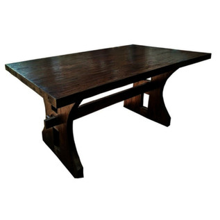 Mesa Comedor Rústica Antigua