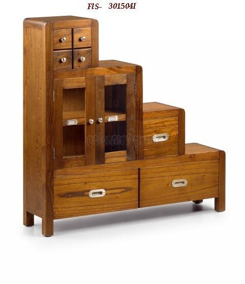 Mueble Escalera Colonial 3