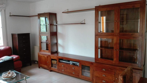 1805 Salón Colonial de Teca