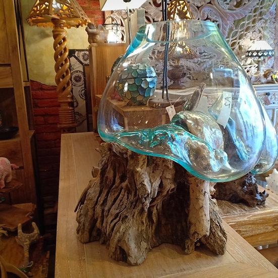 Wood Glass 35*50
