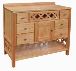 Mueble Baño Provenzal Natural