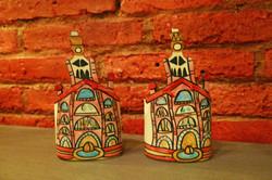 Hospital Sant Pau ceramica