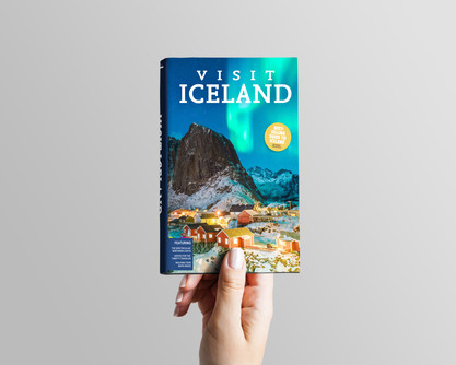 Visit Iceland Travel Book