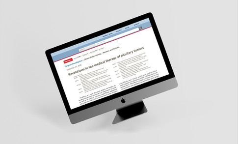 Medical Journal Research Website