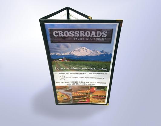 Crossroads Family Restaurant Menu