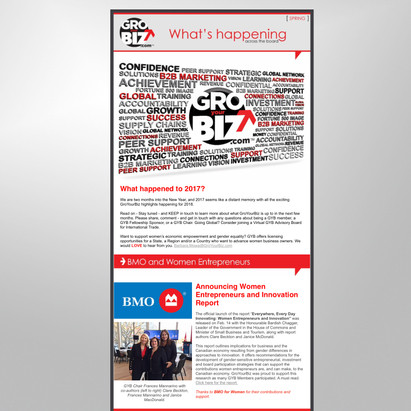 Gro Your Biz Email Marketing