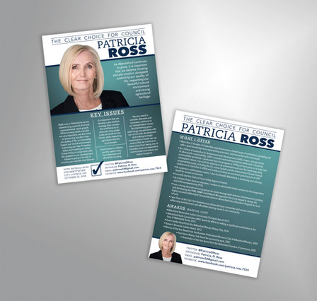 Patricia Ross Advertisement