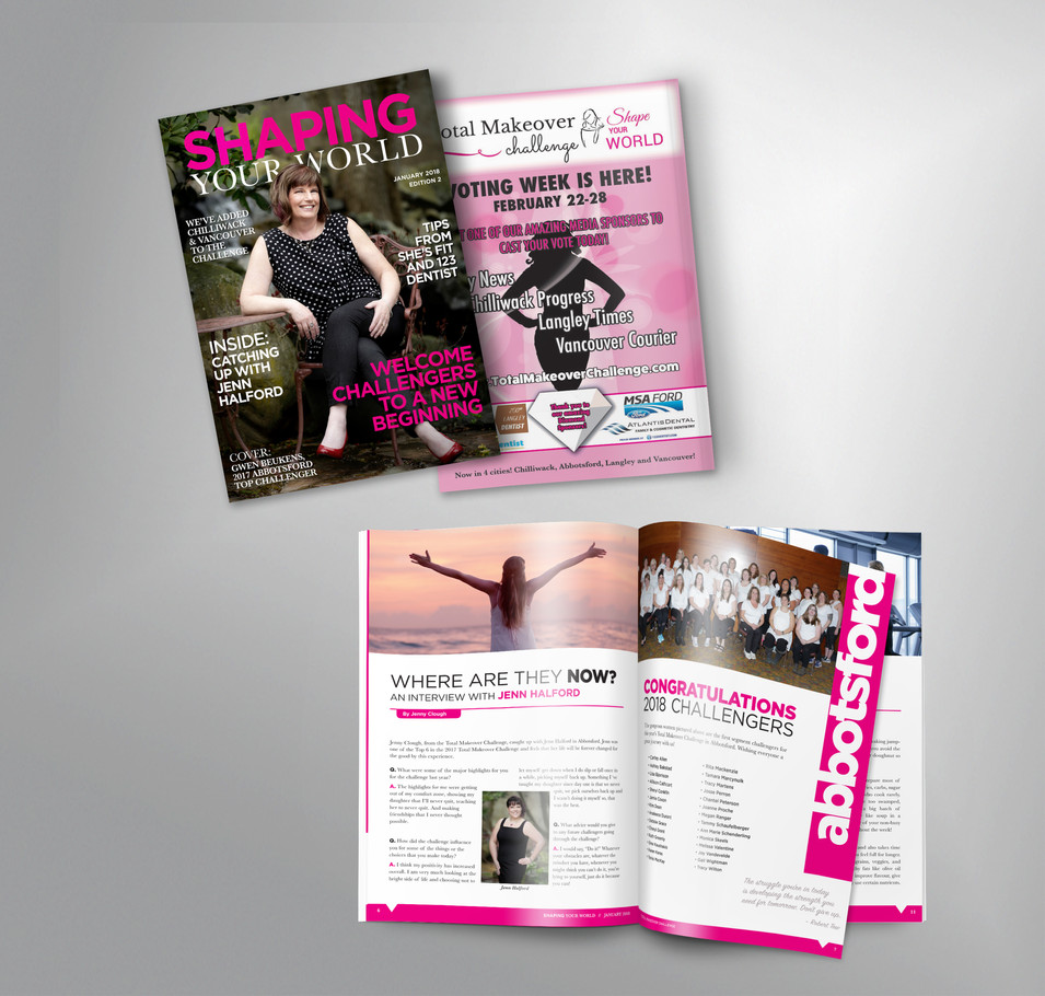 Shaping Your World Magazine