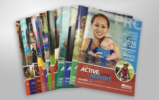 City of Abbotsford - Parks, Recreation, Culture Guides