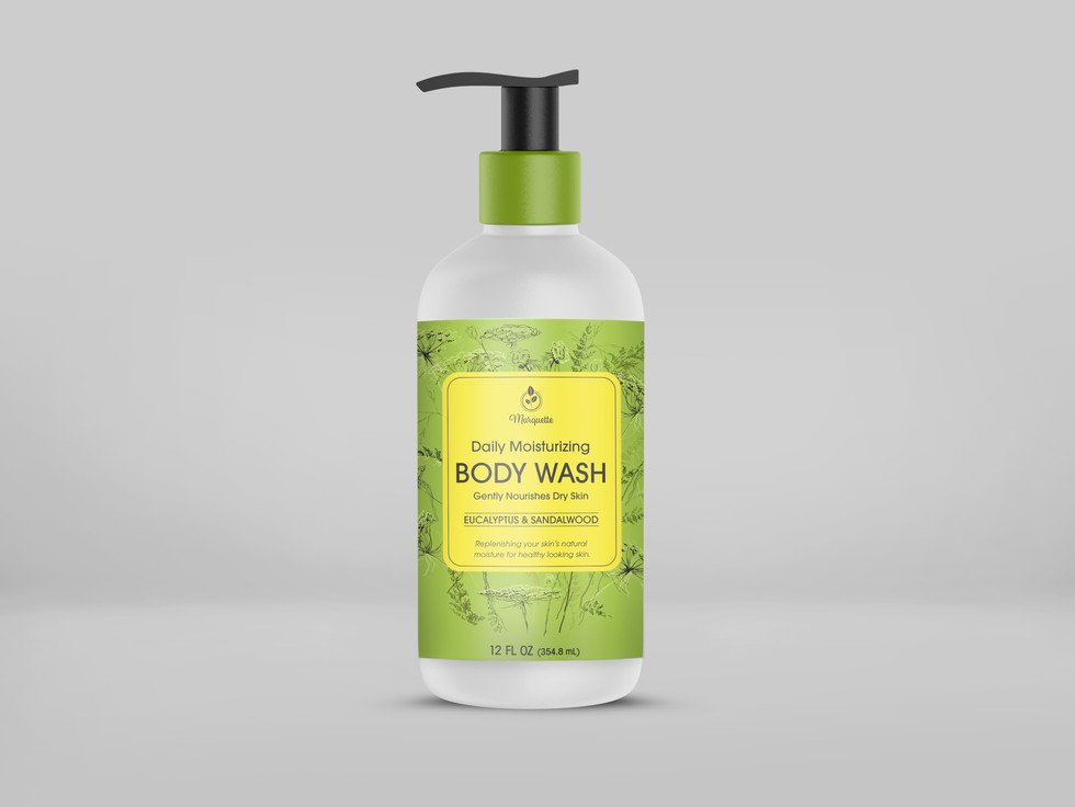 Liquid Body Wash