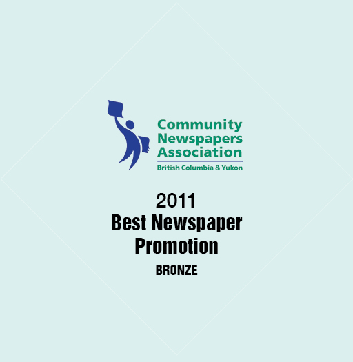 2011 Community Newspapers Award