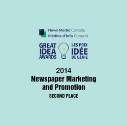 2014 Great Idea Award