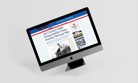 Vietnam War Website