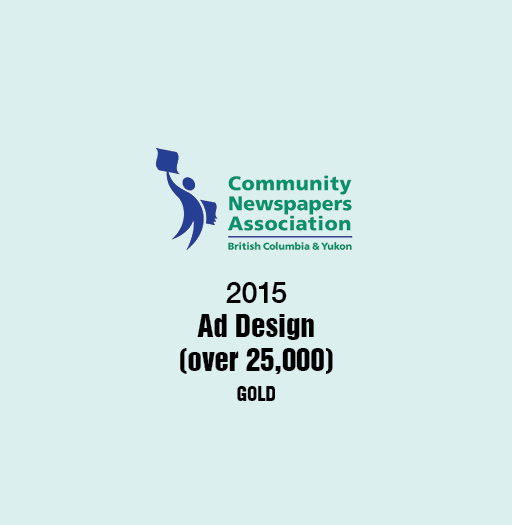 2015 Community Newspapers Award