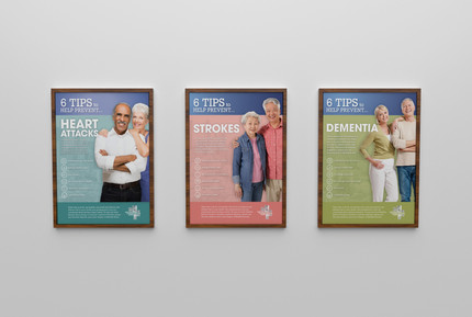 Health Clinic Posters