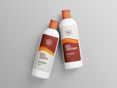 Keratin Shampoo & Conditioner