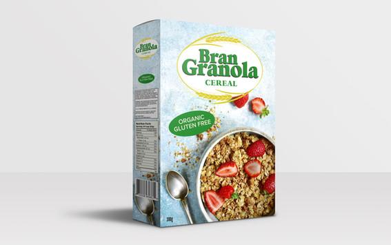 Bran Granola Cereal