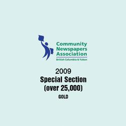 2009 Community Newspapers Award
