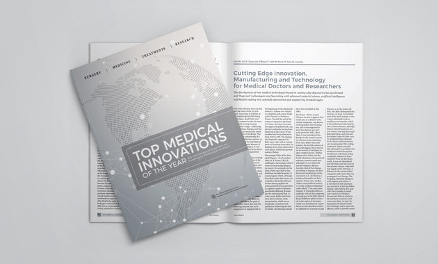 Top Medical Innovations of the Year