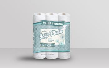 Soft Plush Toilet Paper
