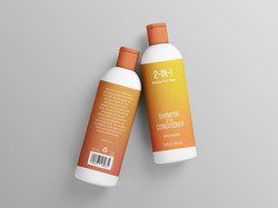 2 in 1 Shampoo & Conditioner