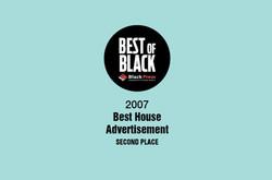 2007 Best of Black Award