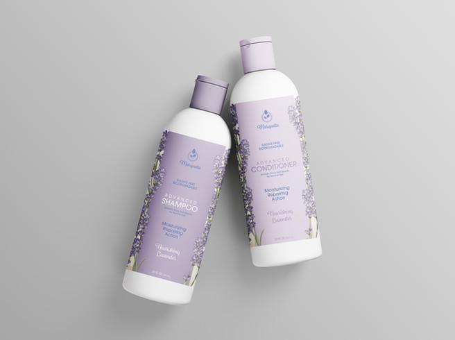 Lavender Shampoo & Conditioner