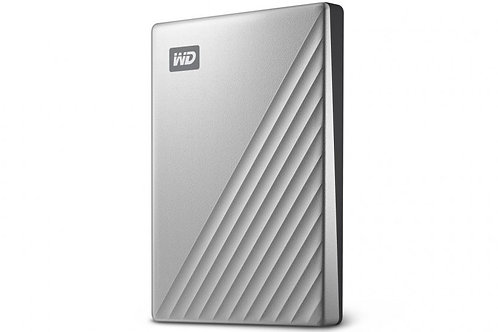 Western Digital 2TB My Passport Ultra USB-C External Hard Drive