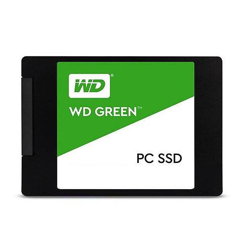 Western Digital 2TB Green 2.5in SATA SSD