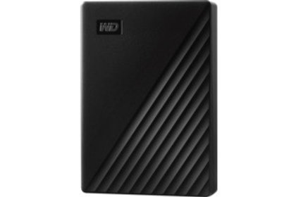WD My Passport 5TB External Hard Drive USB 3.0