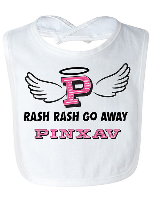 Bib - Rash Rash Go Away