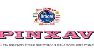 PINXAV Arrives at Kroger!