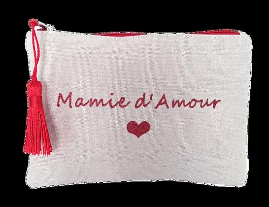 Pochette message Mamie d'Amour