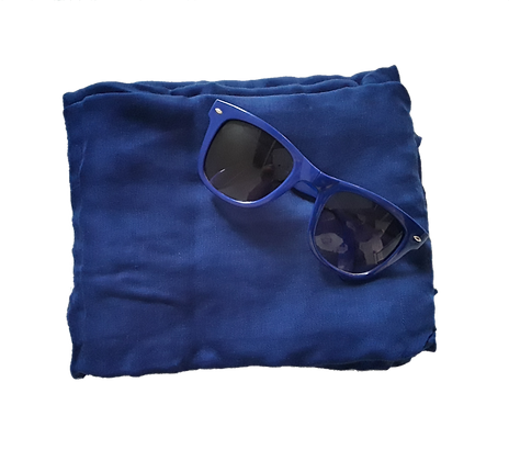 Kit paréo et lunette de soleil