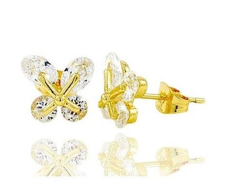 Boucles d'oreilles - Papillons